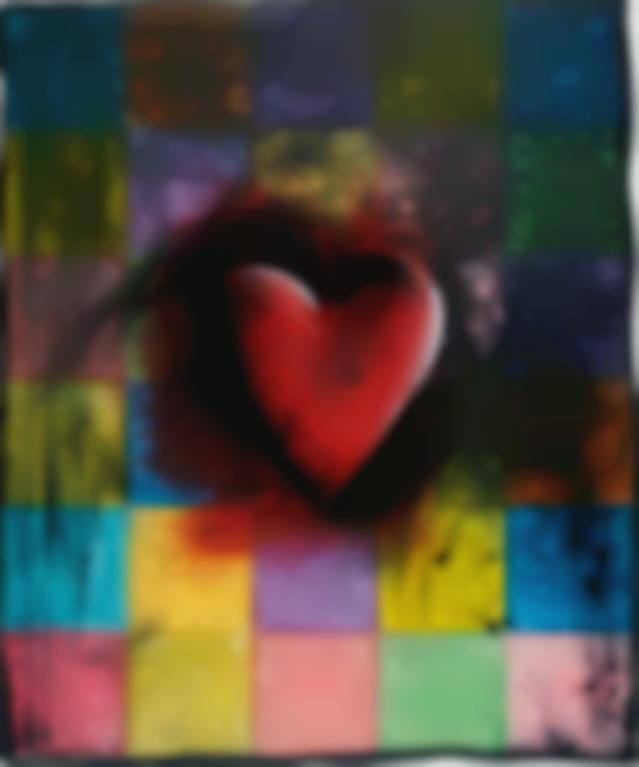 Jim Dine-The Handkerchief (Carpenter 71)-1993