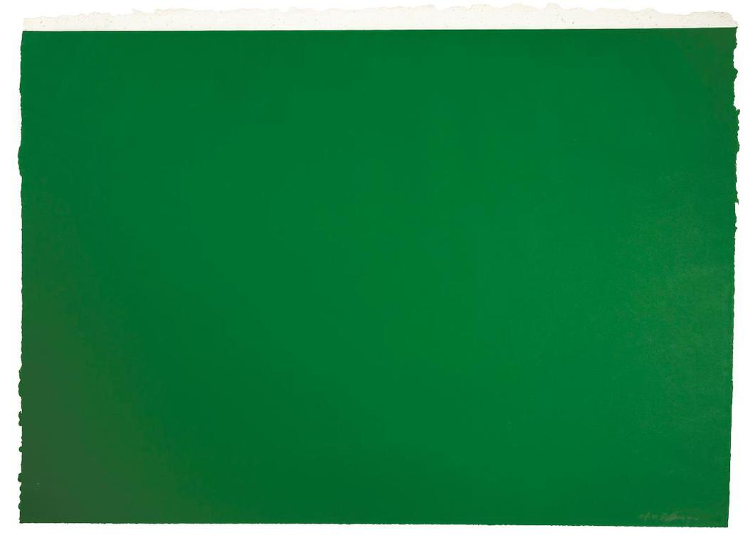 Dan Flavin-Untitled (To Don Judd, Colorist) 6 (Gemini 1320)-1986