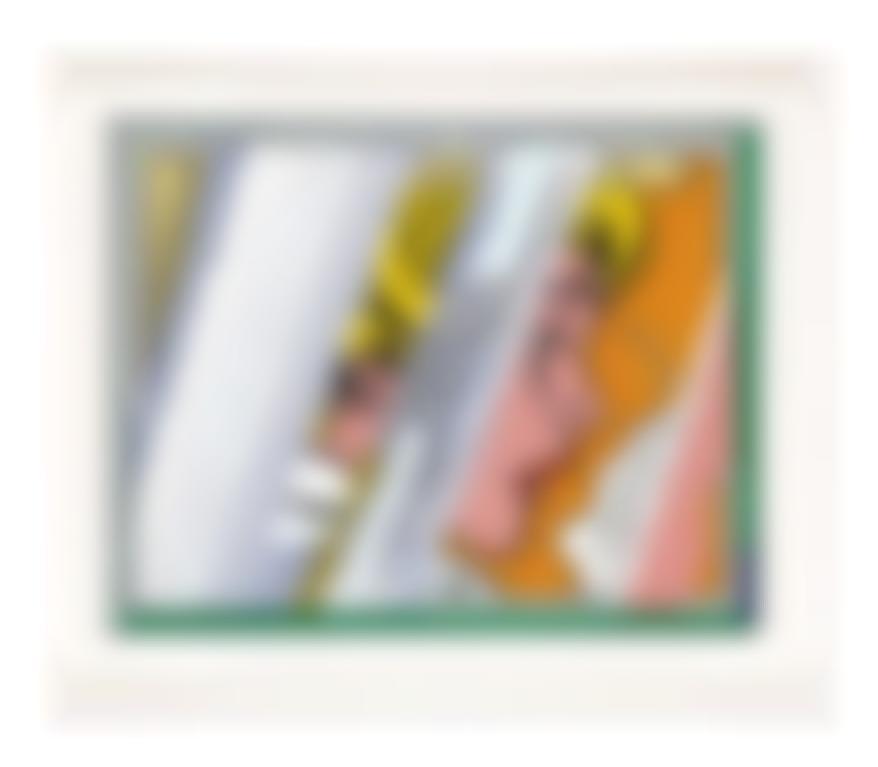 Roy Lichtenstein-Reflections On Girl (C. 245)-1990