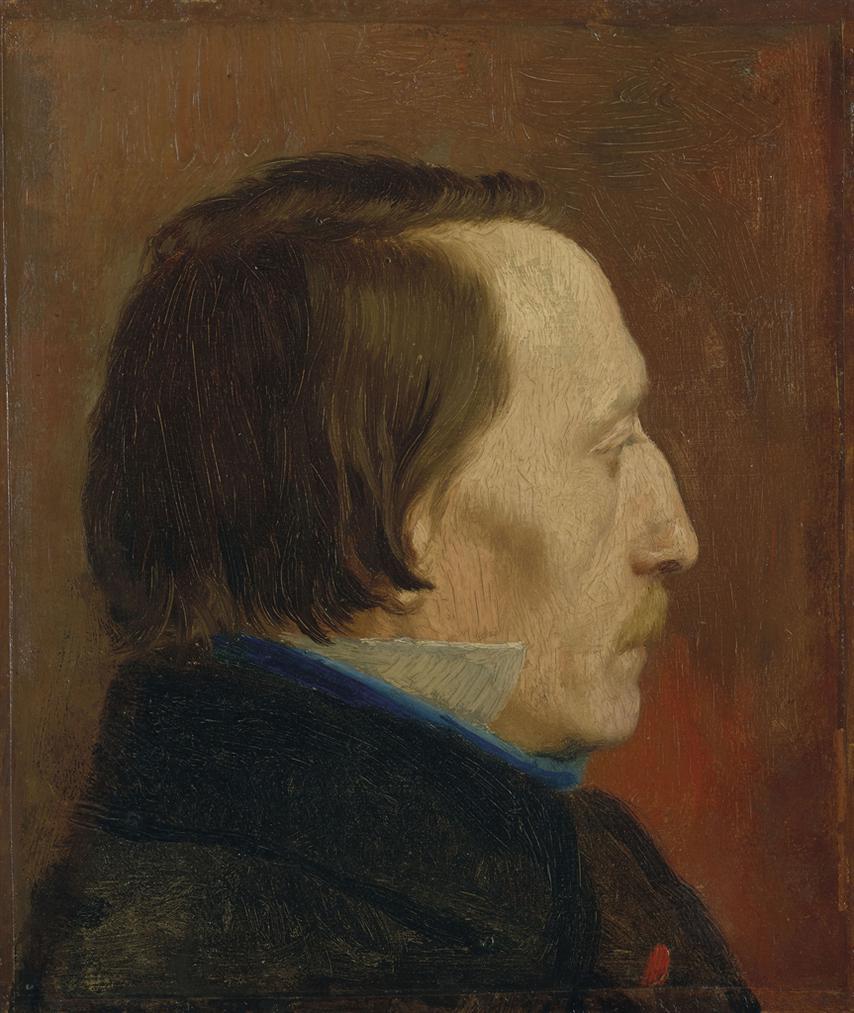 Edgar Degas-Joseph-Gabriel Tourny-1872