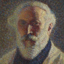 Henri Martin-Autoportrait A La Barbe Blanche