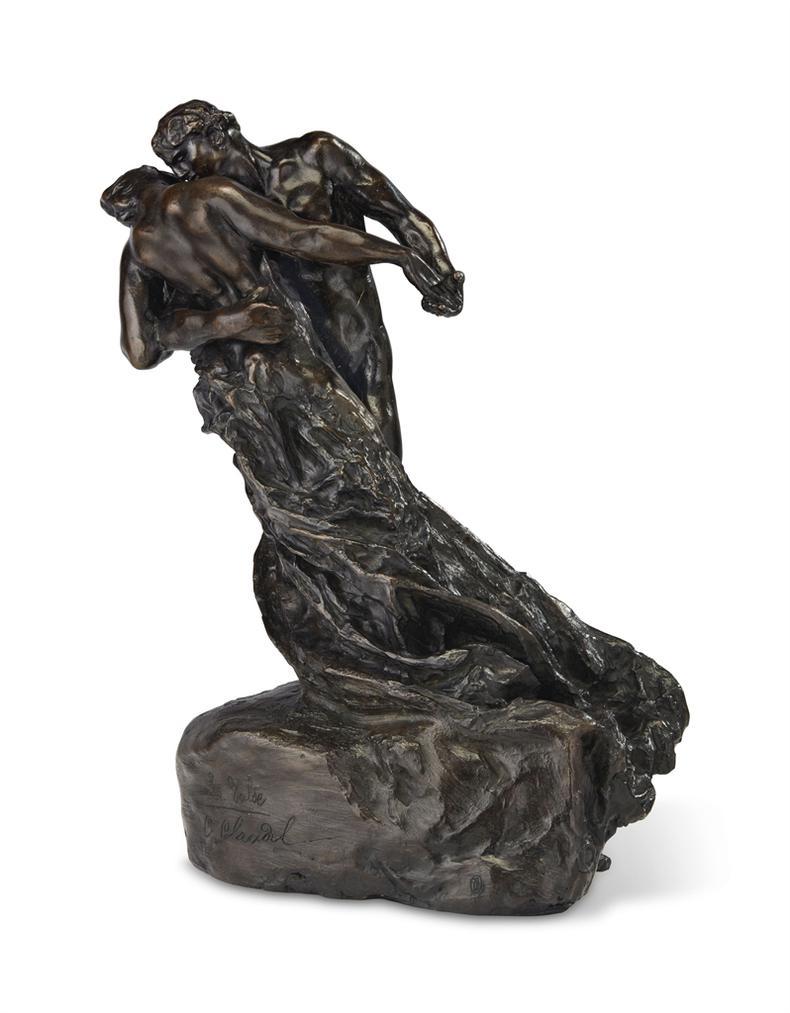 Camille Claudel-La Valse-1895