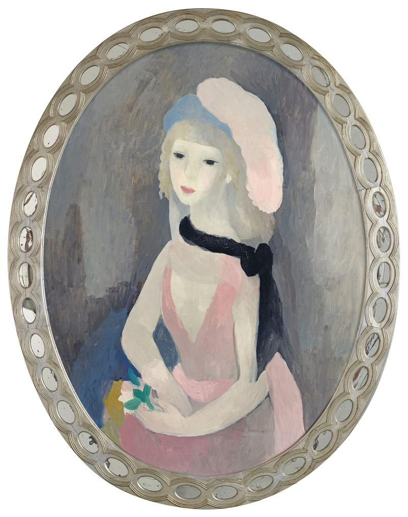 Marie Laurencin-Lambassadrice-1925