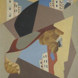 Leopold Survage-Ville-1924