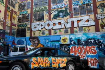 Did Graffiti Finally Get Protection Under Law? 5Pointz Artists Win a Battle