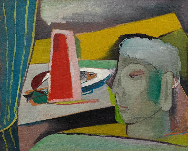 Guan Liang-Composition-1948