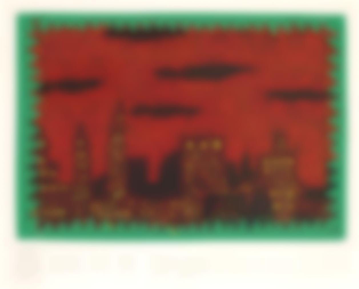 Yayoi Kusama-New York-1982