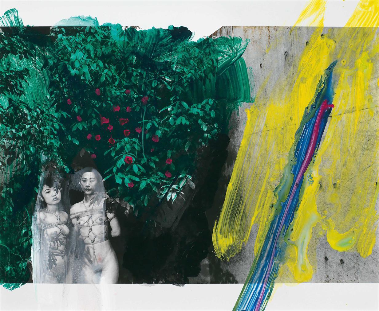 Nobuyoshi Araki-Shiki-In (Color Eros)-2005