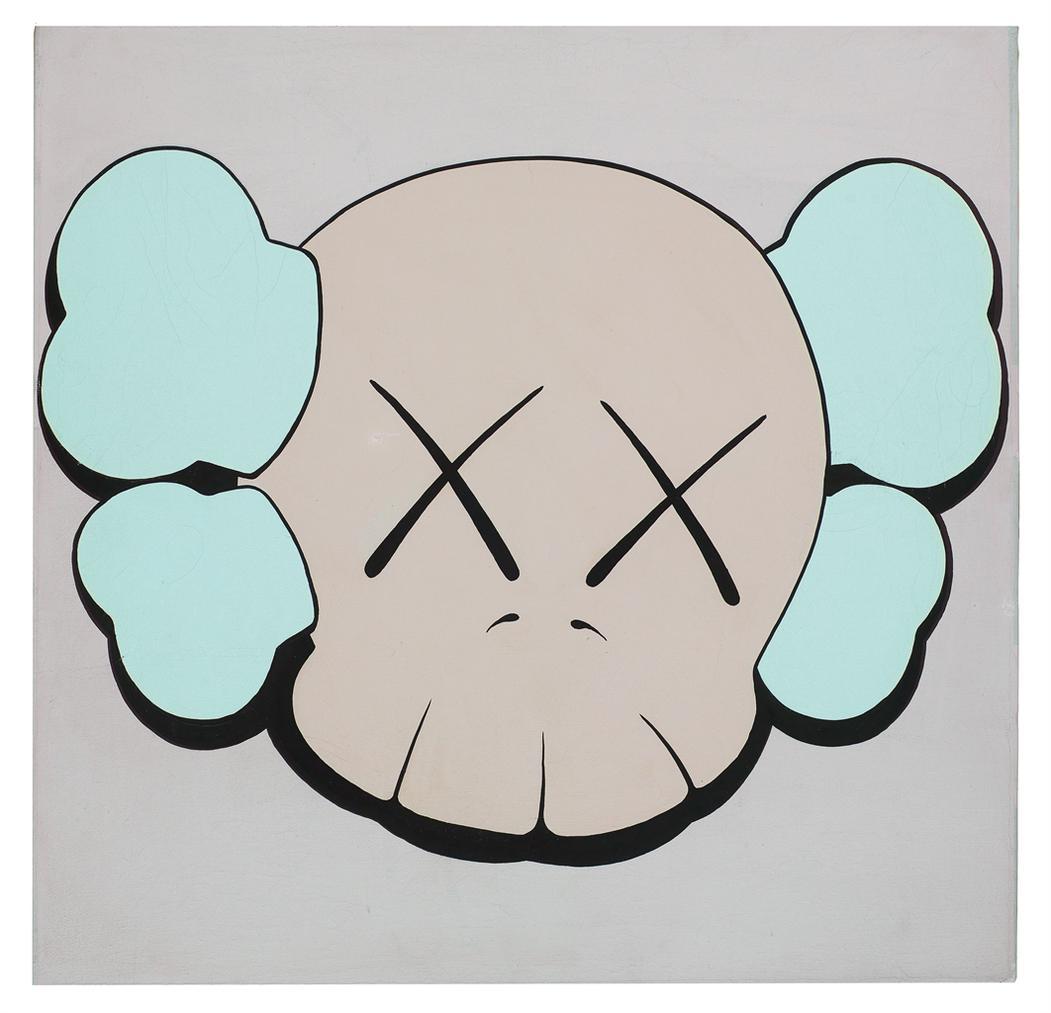 KAWS-Untitled-1999