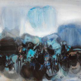 Chu Teh-Chun-Composition-1965-1965