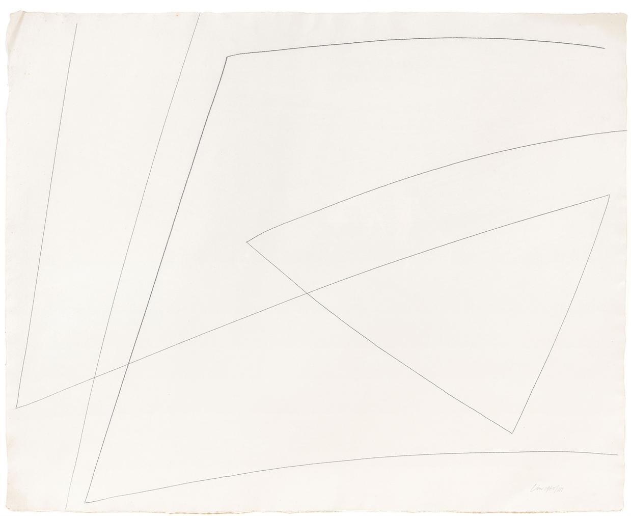 Richard Lin-Drawing 111-1960