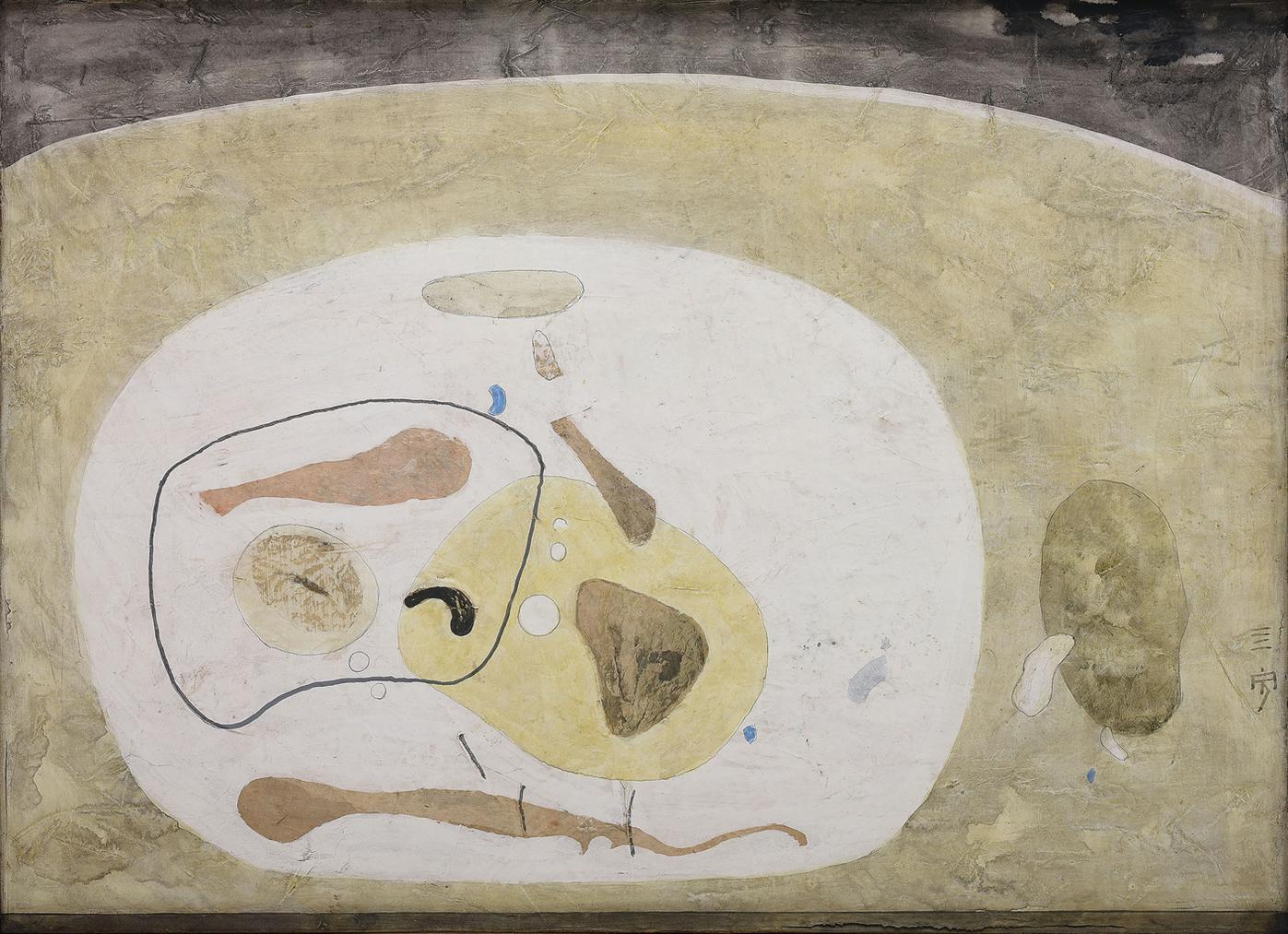 Cheong Soo Pieng-Nature-1968