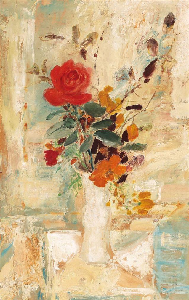 Le Pho-Fleurs-1955