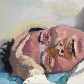 Liu Xiaodong-Sleeping And Insomnia Series No. 1-1996