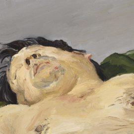 Liu Xiaodong-Sleeping And Insomnia Series No. 14-1996