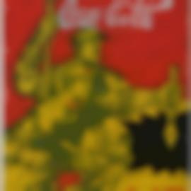 Wang Guangyi-Great Criticism: Coca-Cola-2004