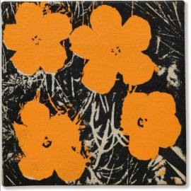 Andy Warhol-Flowers-1965