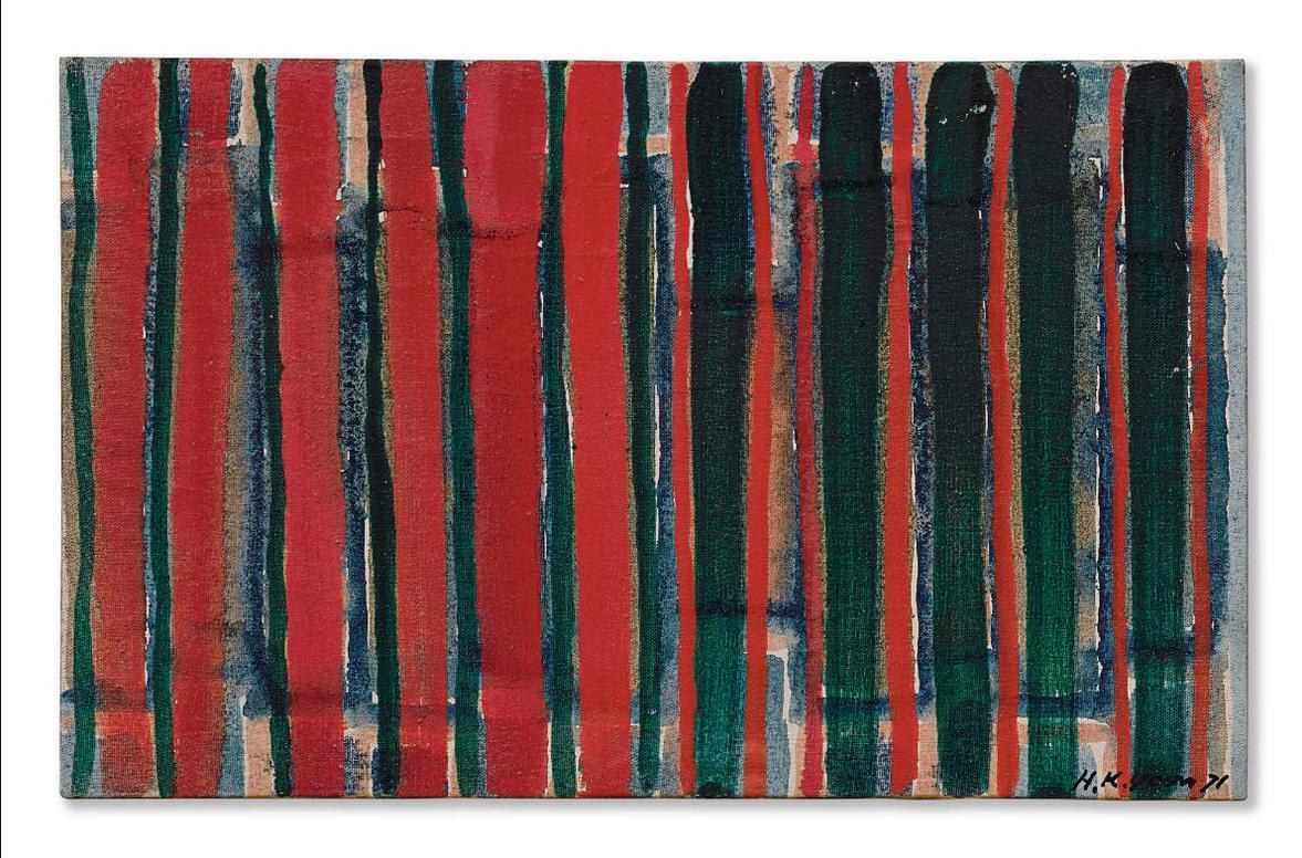 Yun Hyong-Keun-Untitled-1971