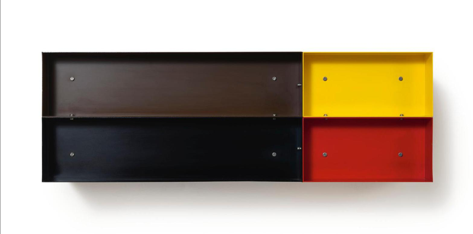 Donald Judd-Untitled (85-5 Lehni Ag)-1985