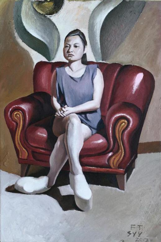 Song Yuanyuan-Fei Tian-2013
