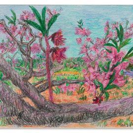 Zhou Chunya-Peach Blossoms-2013