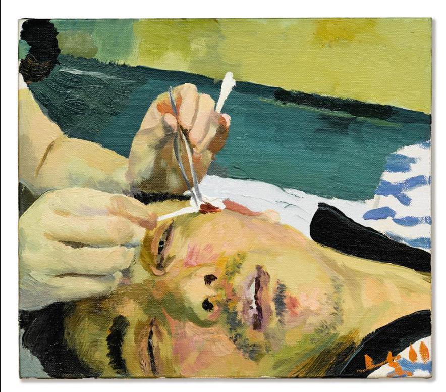 Liu Xiaodong-Chaotic Mess 2-2011