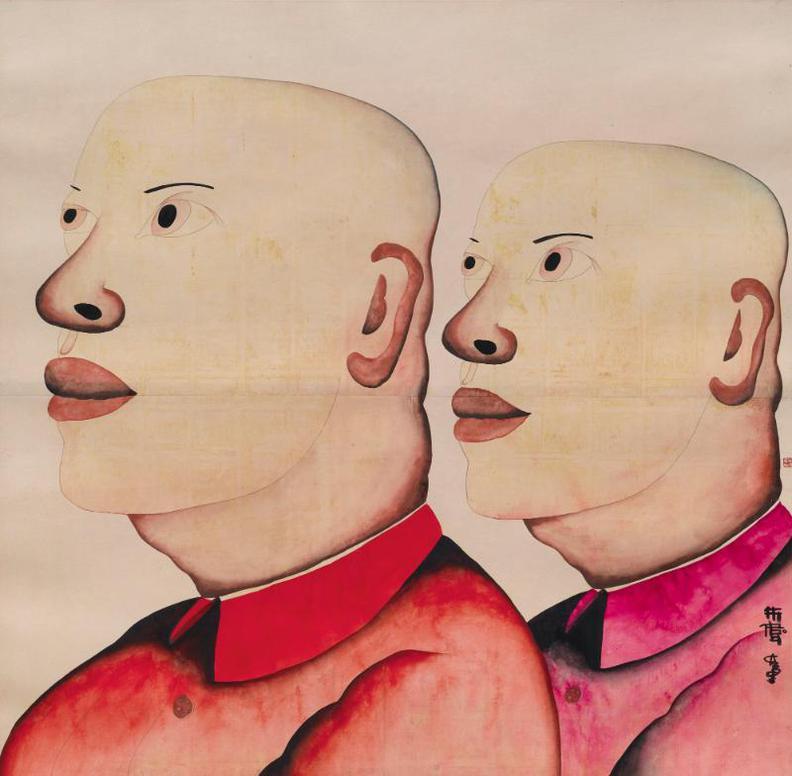 Zhu Wei-Untitled-2005