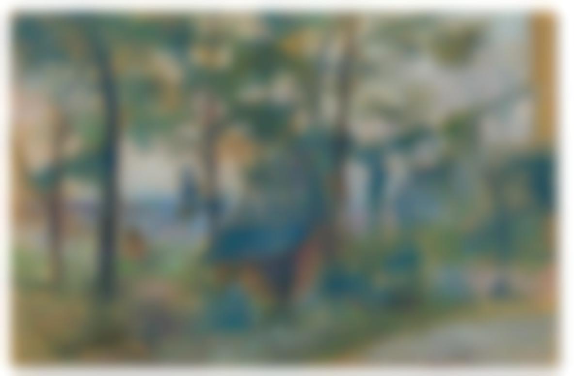Paul Gauguin-Environs De Paris-1880