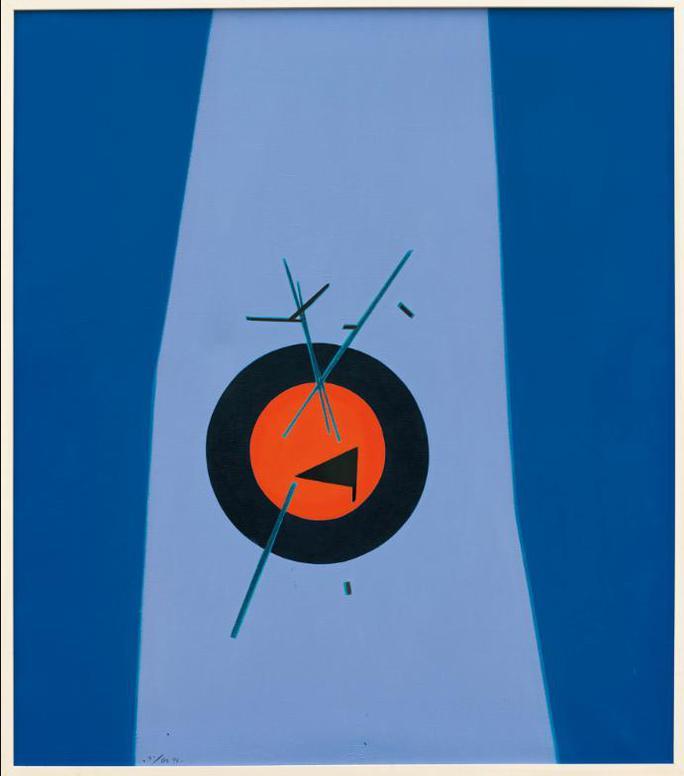 Ho Kan-Untitled 74-1974