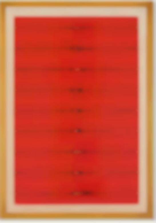 Bernard Aubertin-Dessin De Feu-1974