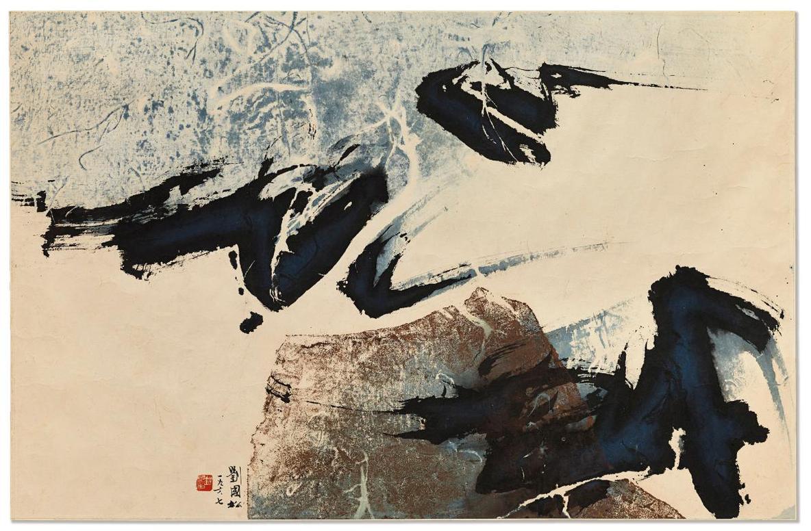 Liu Kuo-Sung-Snow Fresh-1967