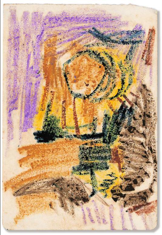Wu Dayu-Untitled II-602-1980