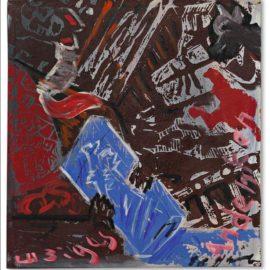 Jorg Immendorff-Ewiges Andenken-1983