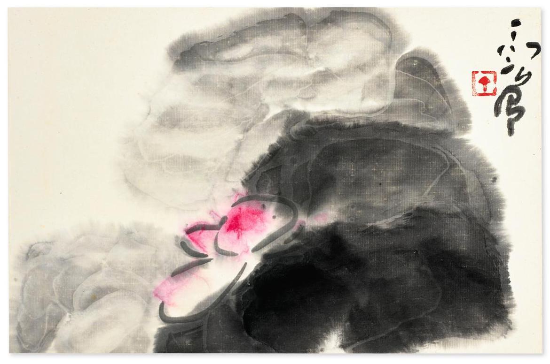 Ding Yanyong-Lotus-