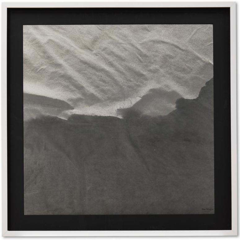 Gao Xingjian-The Depth Of Cloud-2006