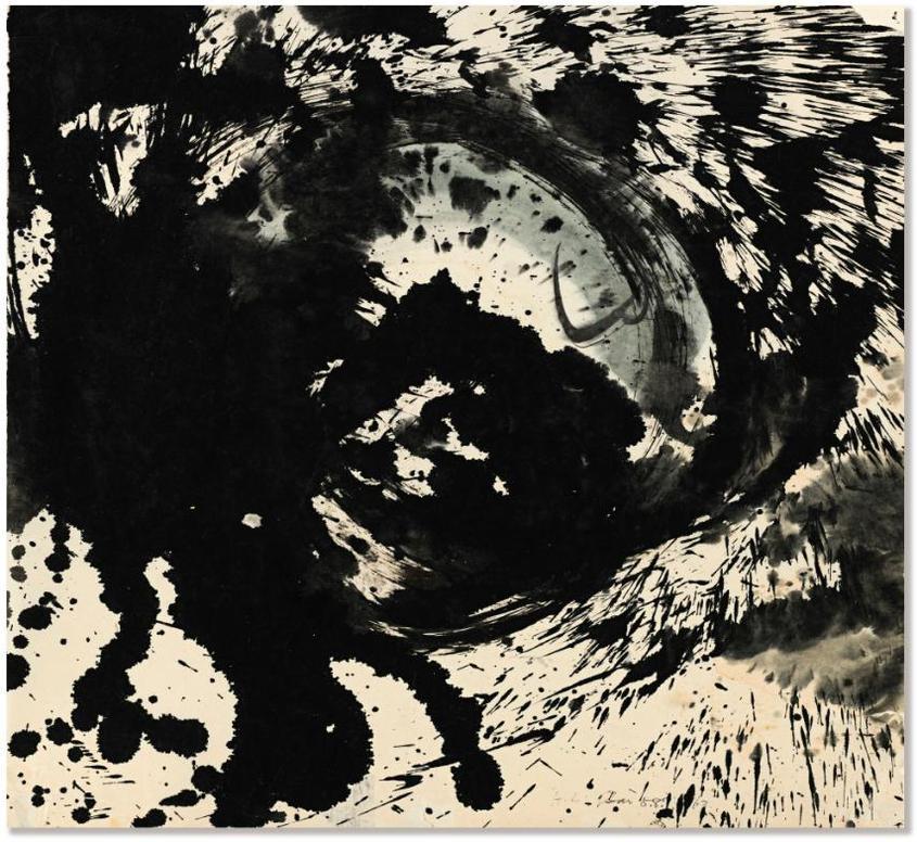 Tsai Hsia-Ling - Senza Titolo-1963