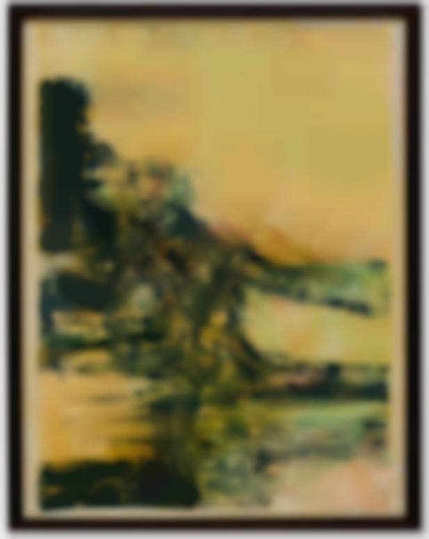 Zao Wou-Ki-Sans Titre-1988