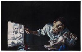 Wang Xingwei-Testimony Of The Hare-1995