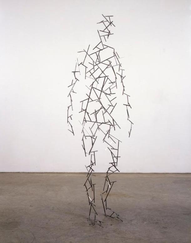 Antony Gormley-Domain Liii-2006