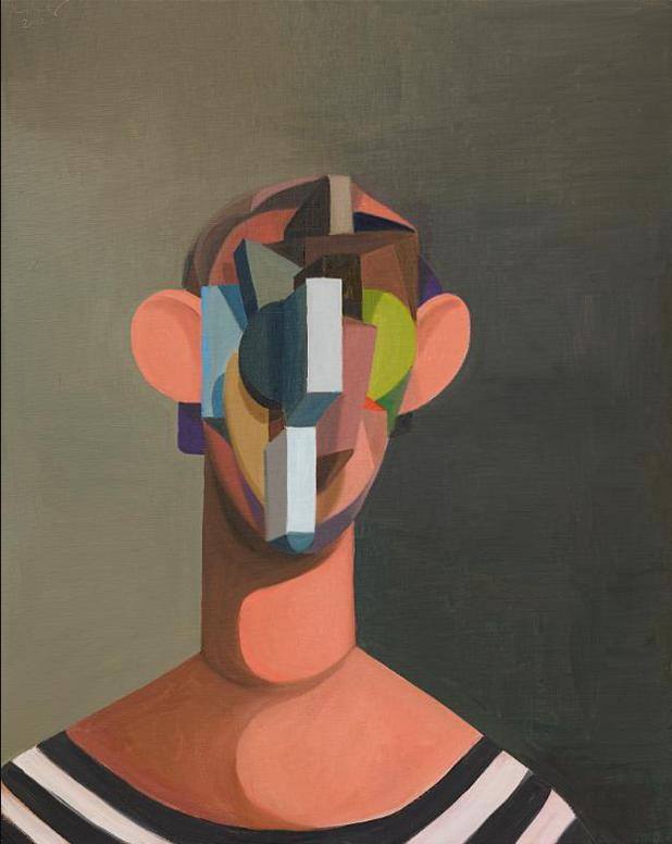 George Condo-The Young Sailor-2012