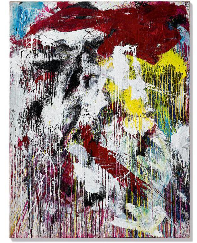 Saburo Murakami-Work-1960