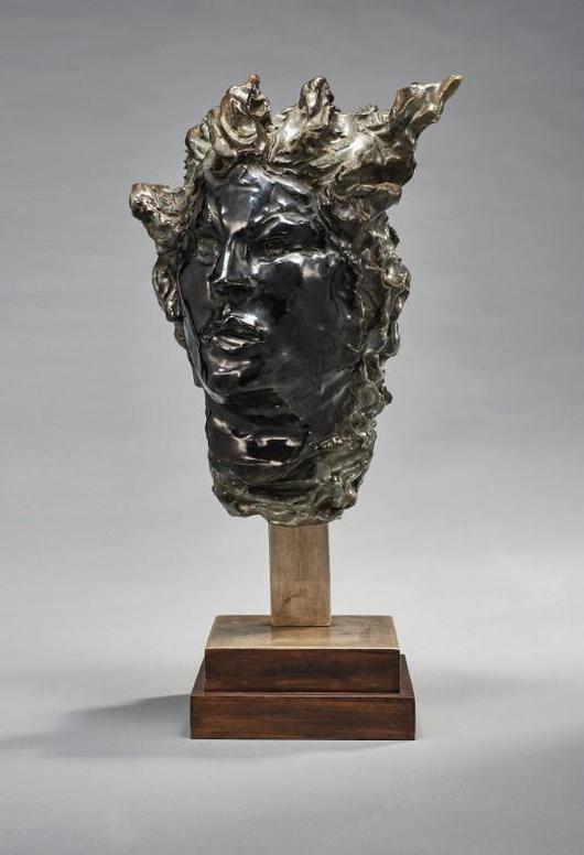 Lucio Fontana-Medusa-1939