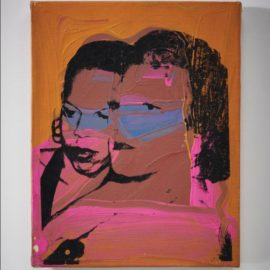 Andy Warhol-Ladies And Gentlemen (Ivette And Lurdes)-1975
