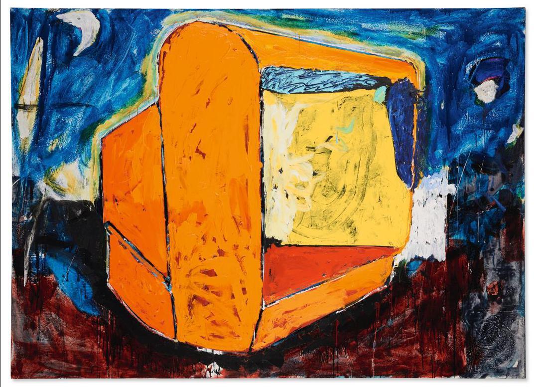 Mario Schifano-Musa Ausiliaria-1995