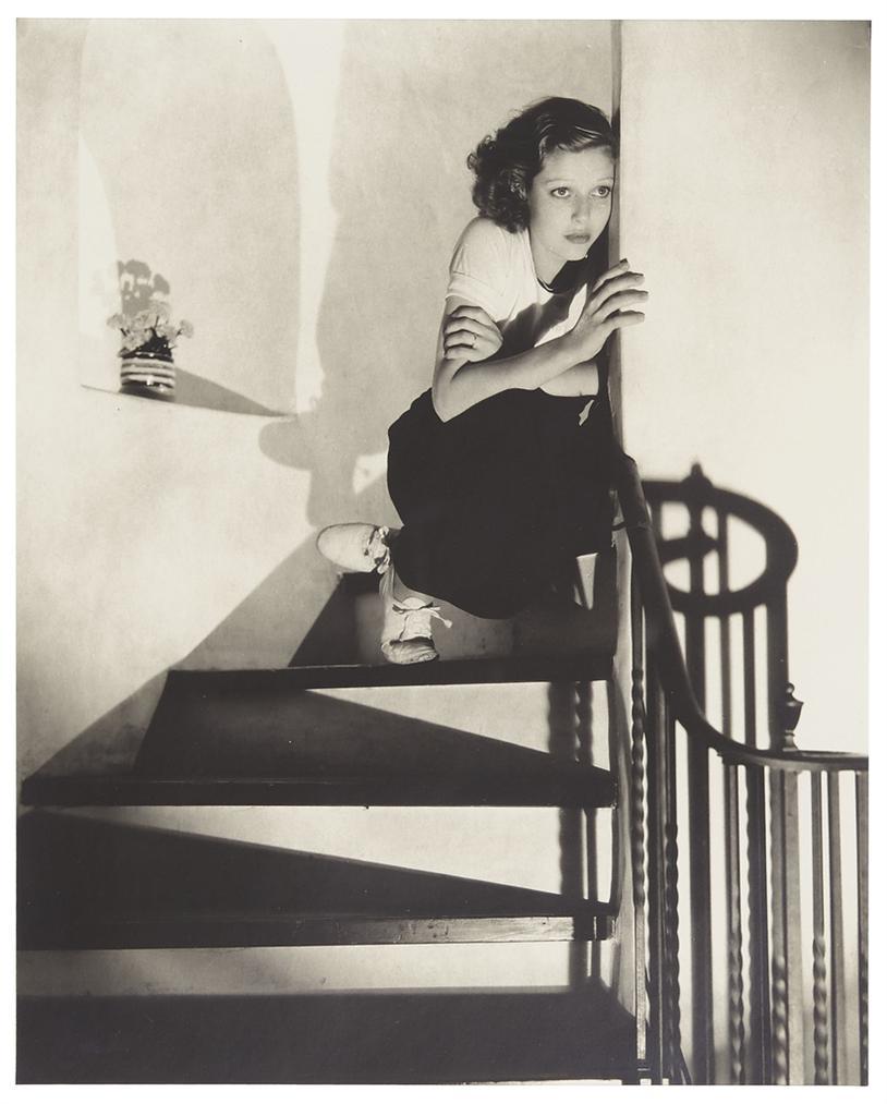 Edward Steichen-Loretta Young, Hollywood, August-1931