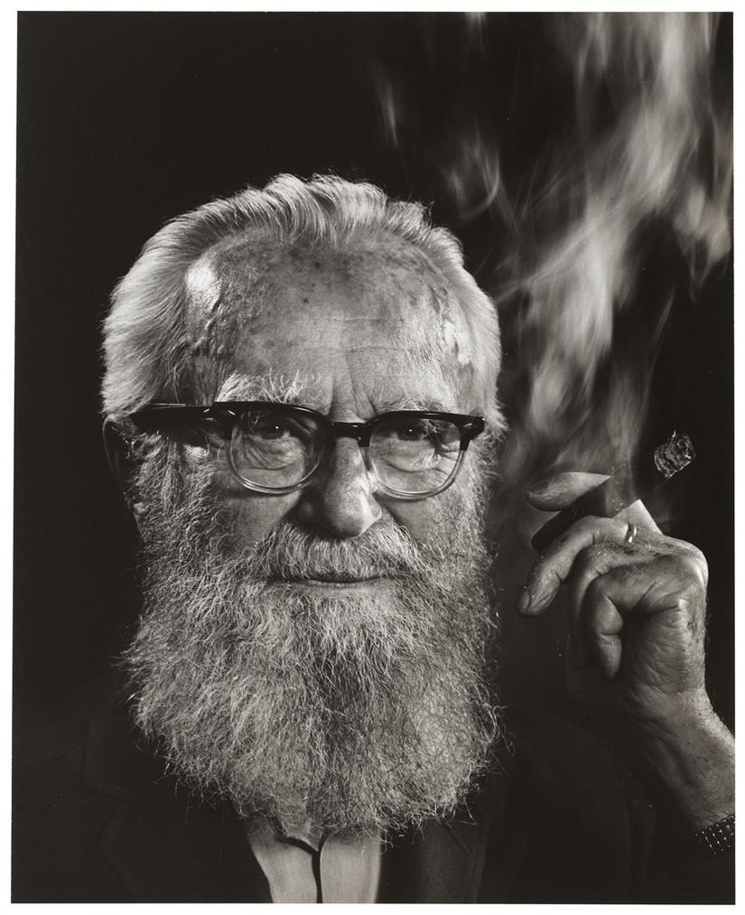 Yousuf Karsh-Edward Steichen-1965