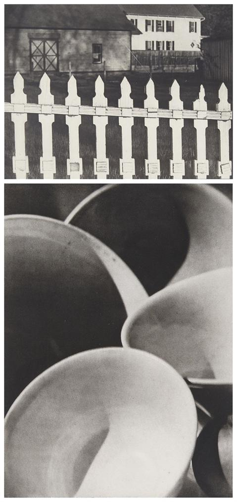 Paul Strand-Two Images From Camera Work-1917
