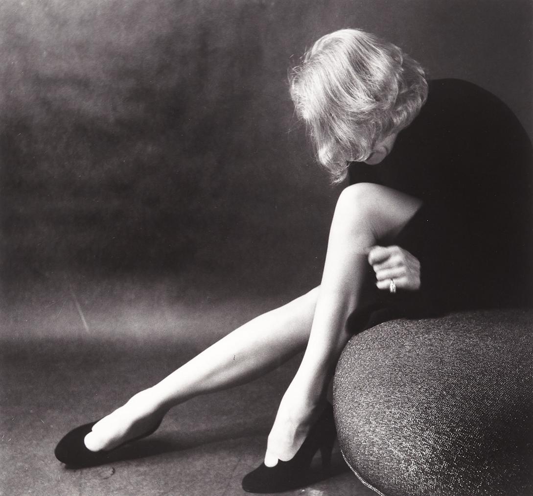 Milton H. Greene-Marlene Dietrichs Legs-1952