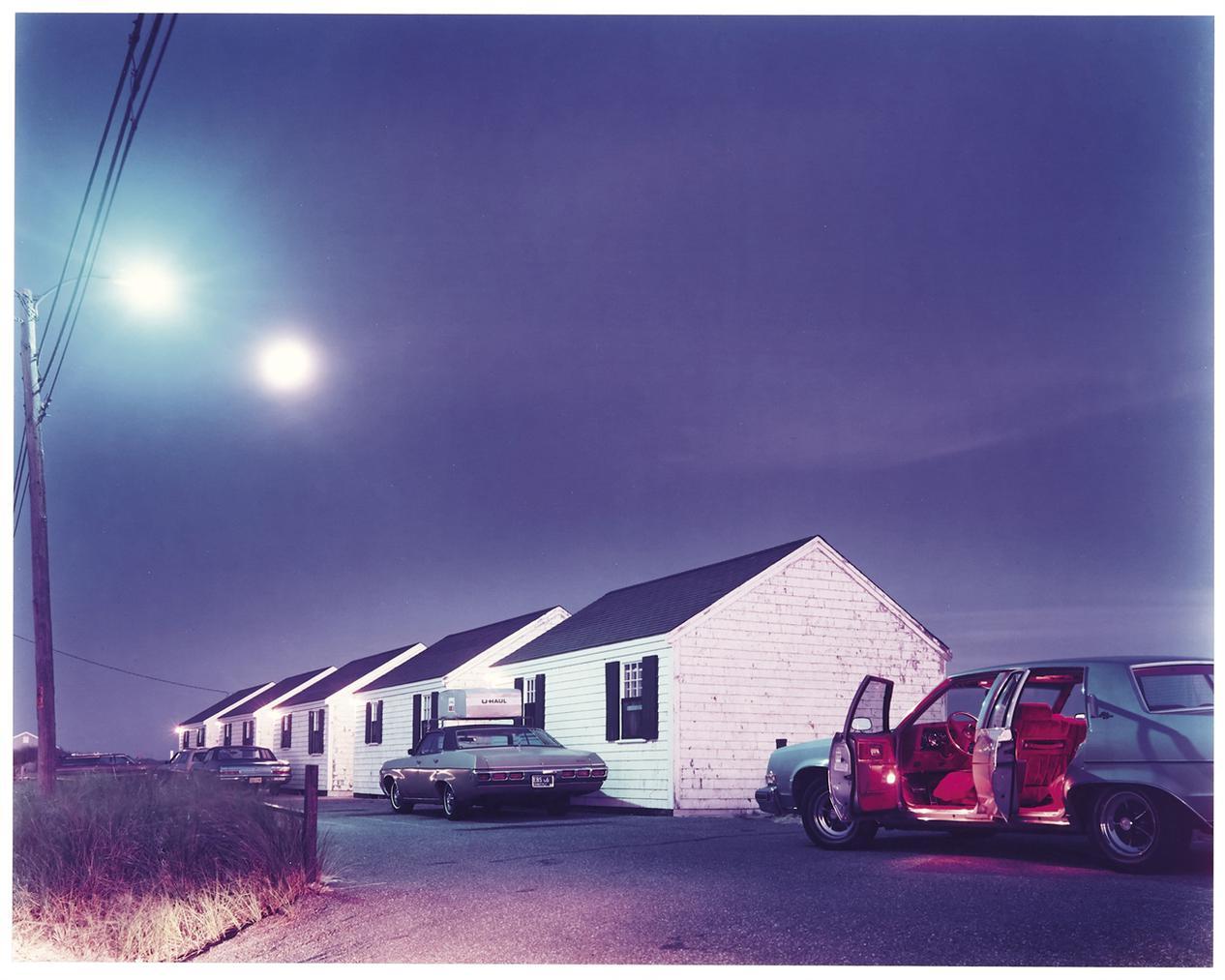 Joel Meyerowitz-Red Interior, Provincetown, Massachusetts-1977