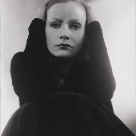 Edward Steichen-Greta Garbo, Hollywood-1928